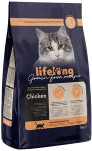 Crocchette per gatti Lifelong