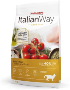 Crocchette per gatti Italian Way