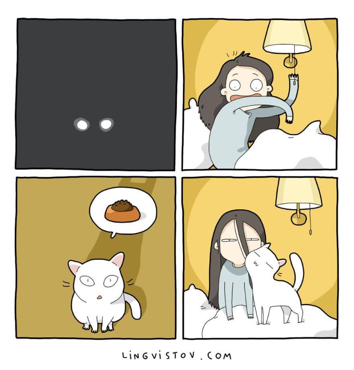 Gatto-al-letto