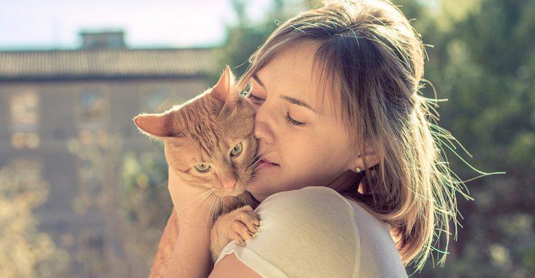 gatto-e-umana-coccole