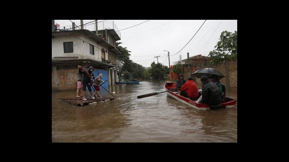 alluvione paraguay 2014