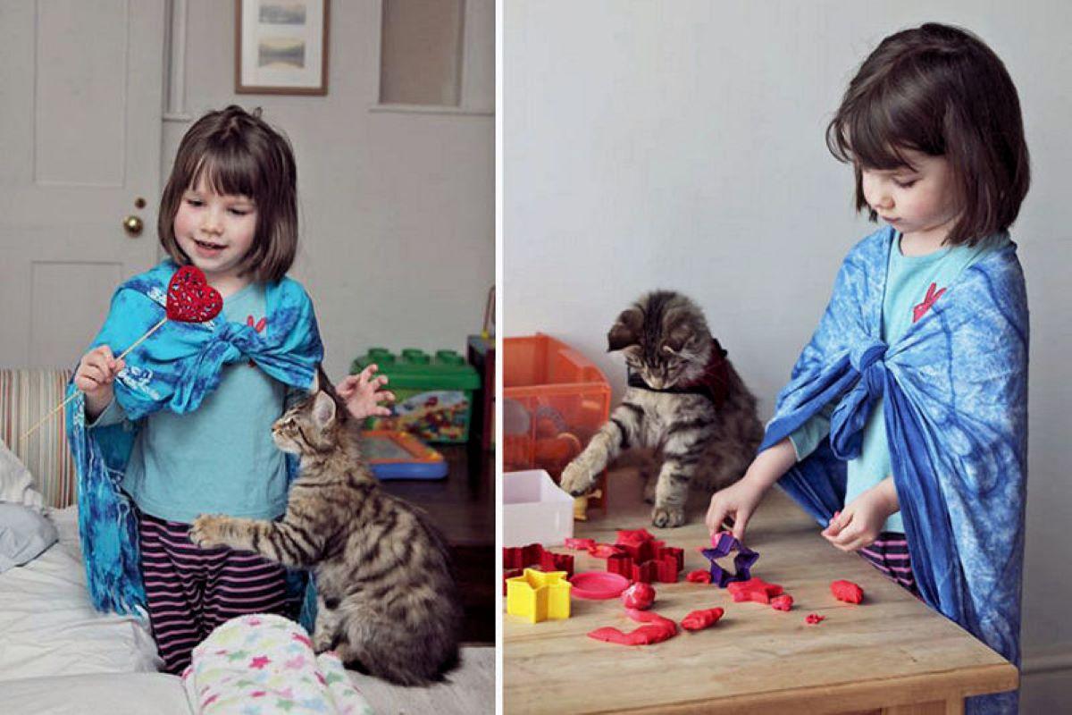 gatta-e-bambina-che-giocano