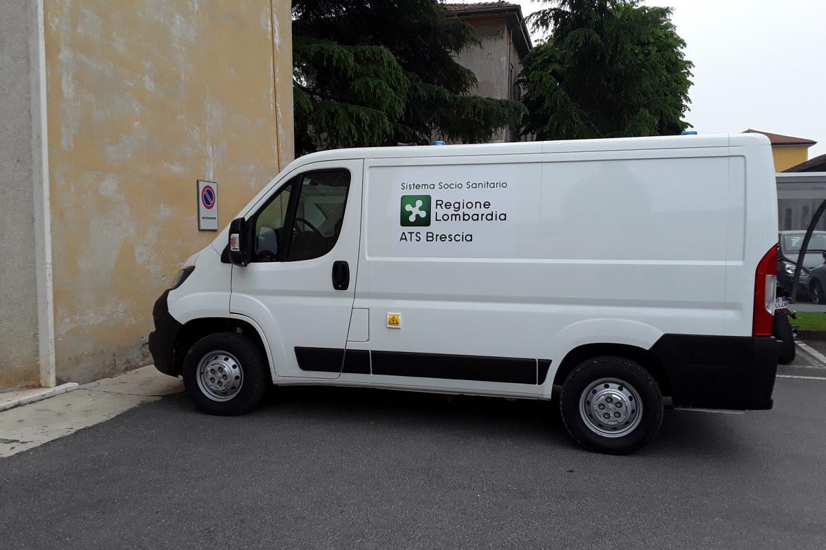 ambulanza per cani e gatti