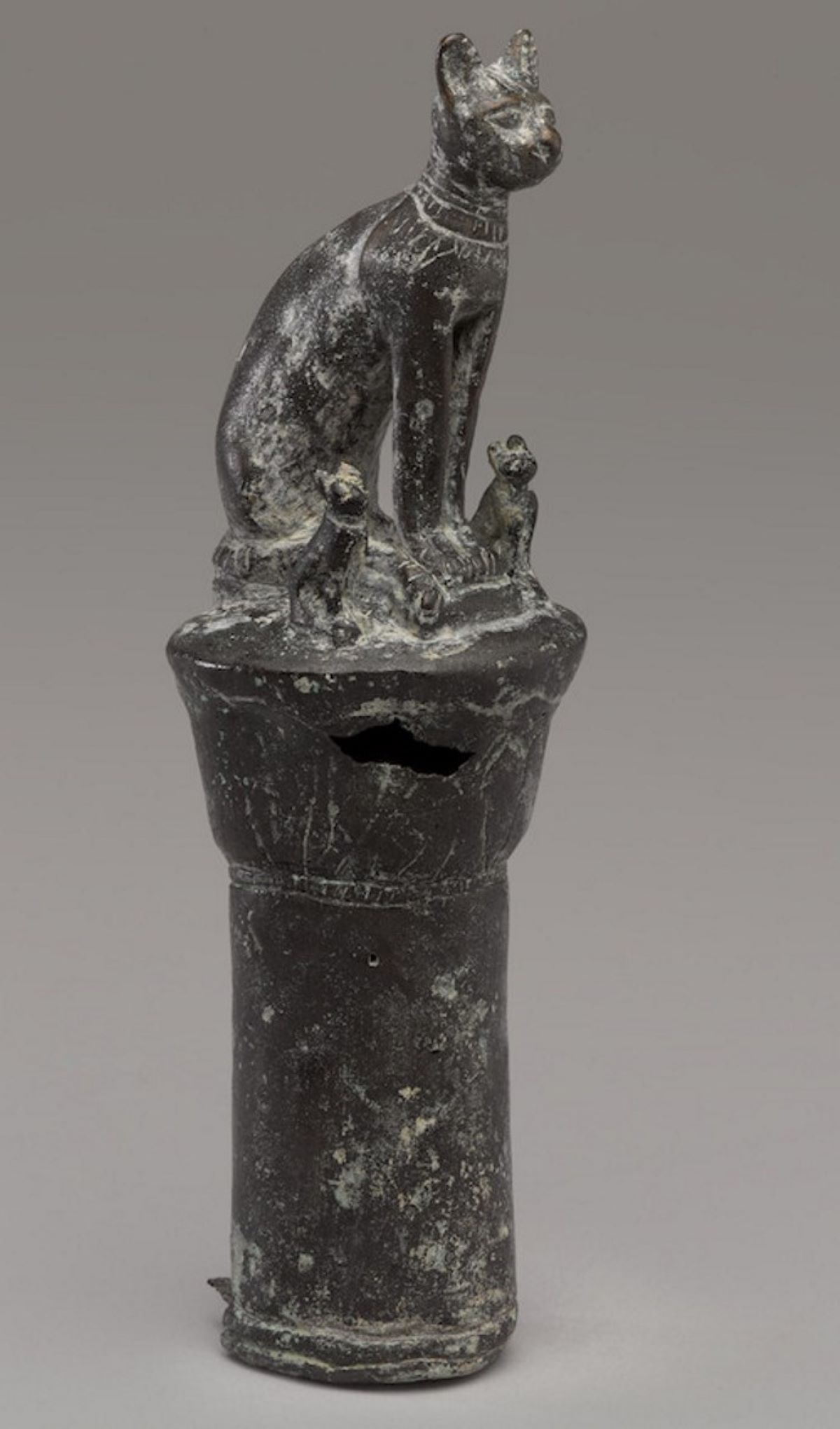 statua-di-gatto