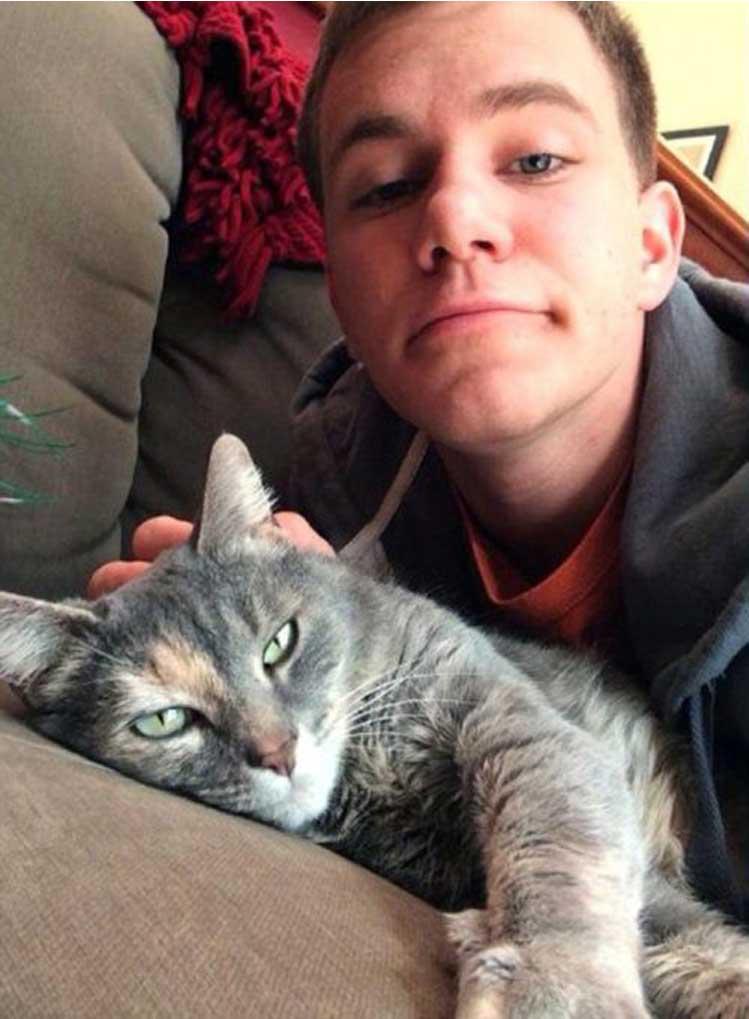 Il gatto Ruby
