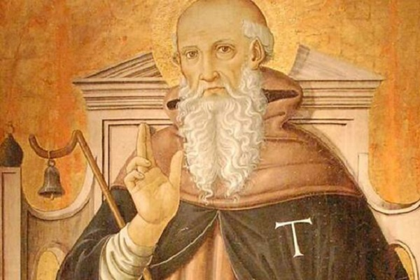 sant'antonio abate, protettore dei pet