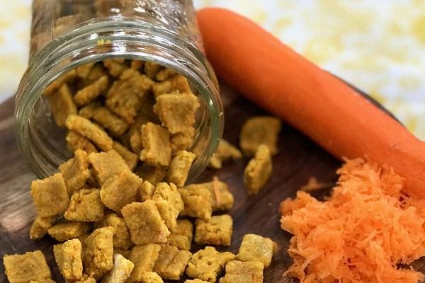 carote tritate per gatti