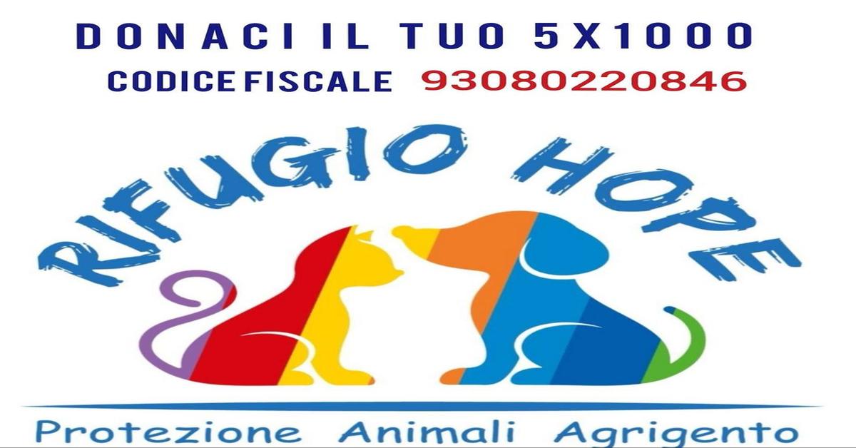 Rifugio Hope logo