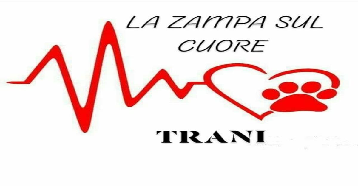 logo La Zampa Sul Cuore Trani