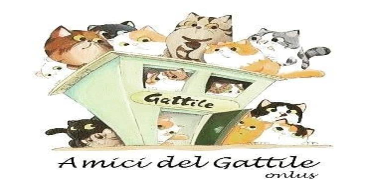 logo amici del gattile Treviglio