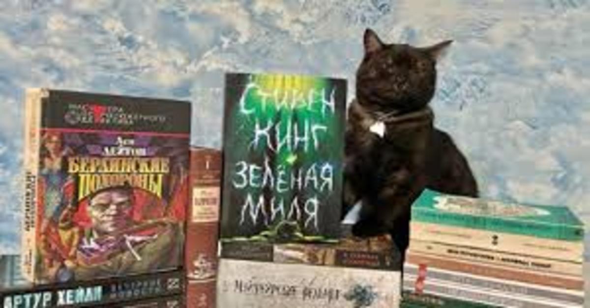 Griu gatto vampiro vende libri
