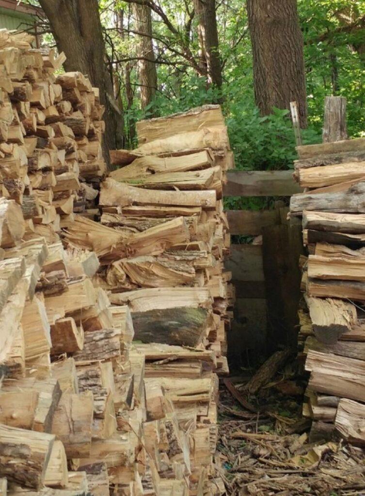 micio legna composta