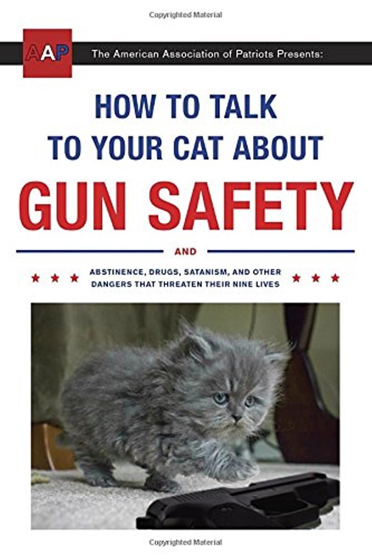 gatto pistola