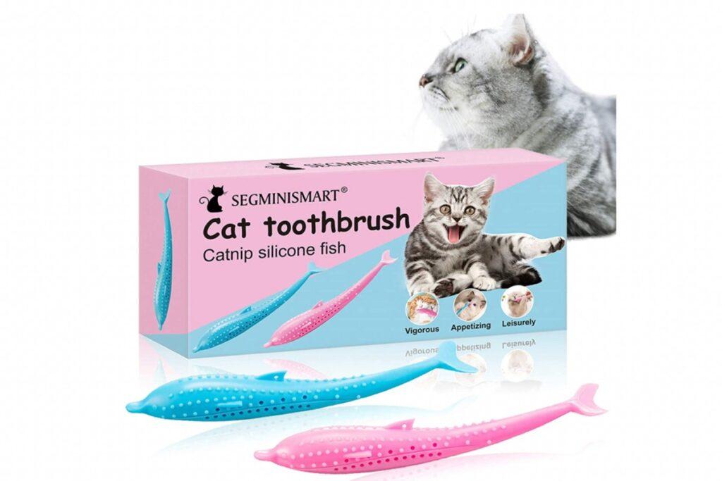 giochi per denti dei gatti