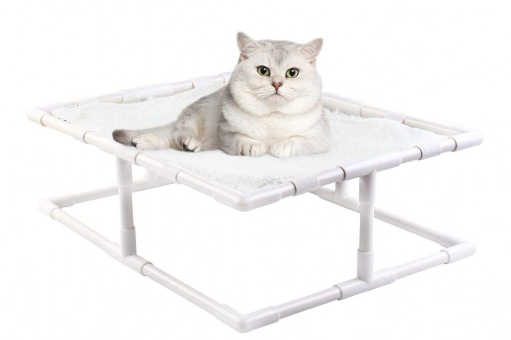 stuoia da esterni per gatti