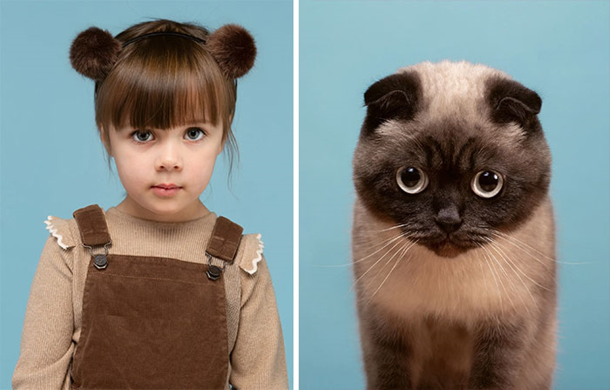 gattina bambina