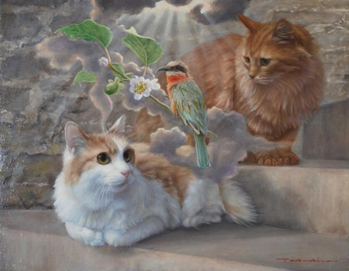 gatti uccellino