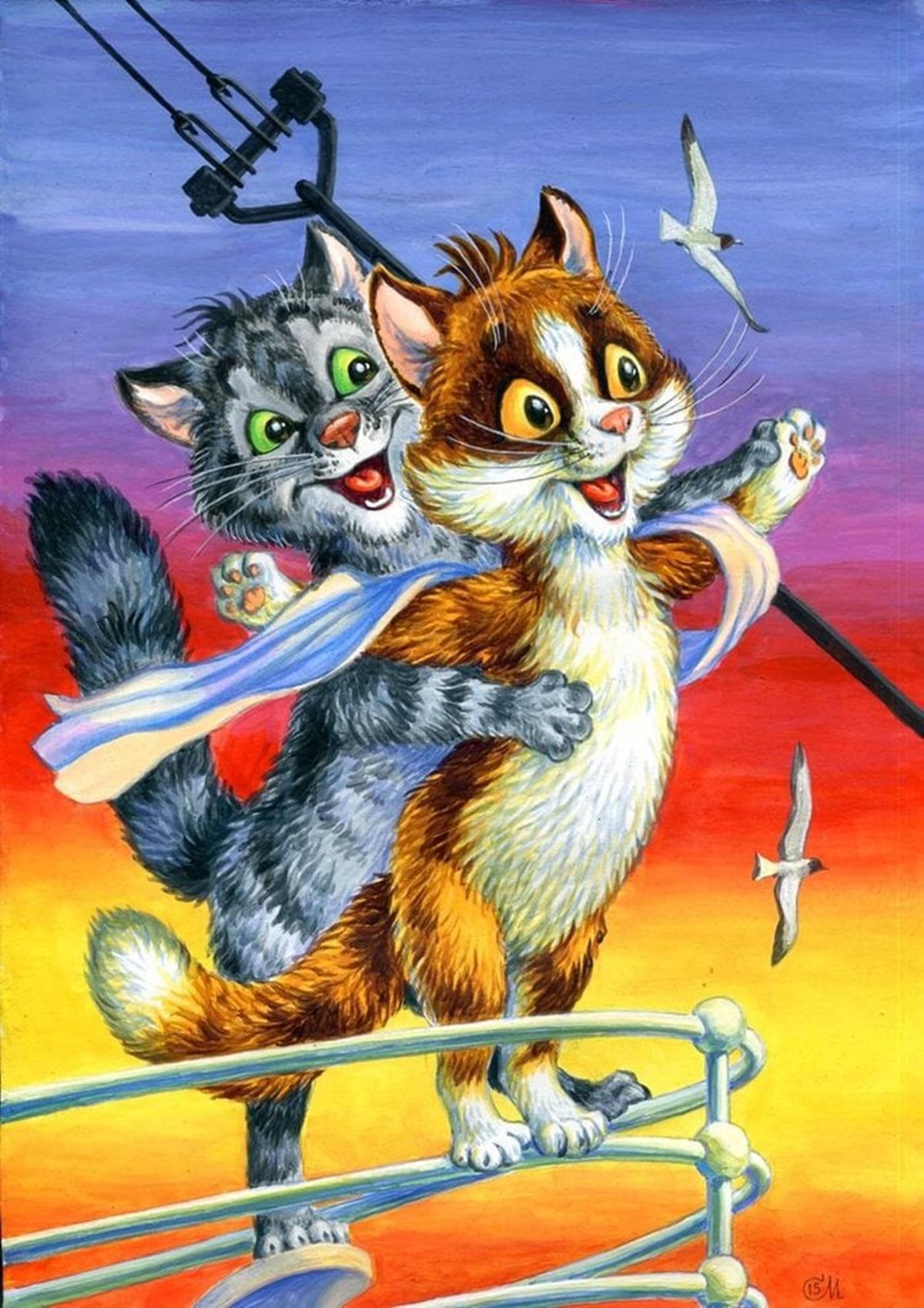 gatti nave
