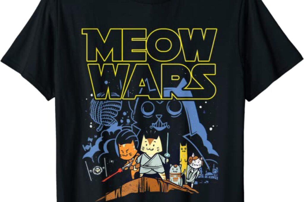 maglietta per amanti dei gatti