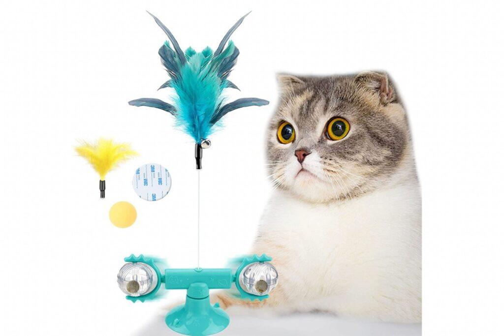 giocattolo per gatti