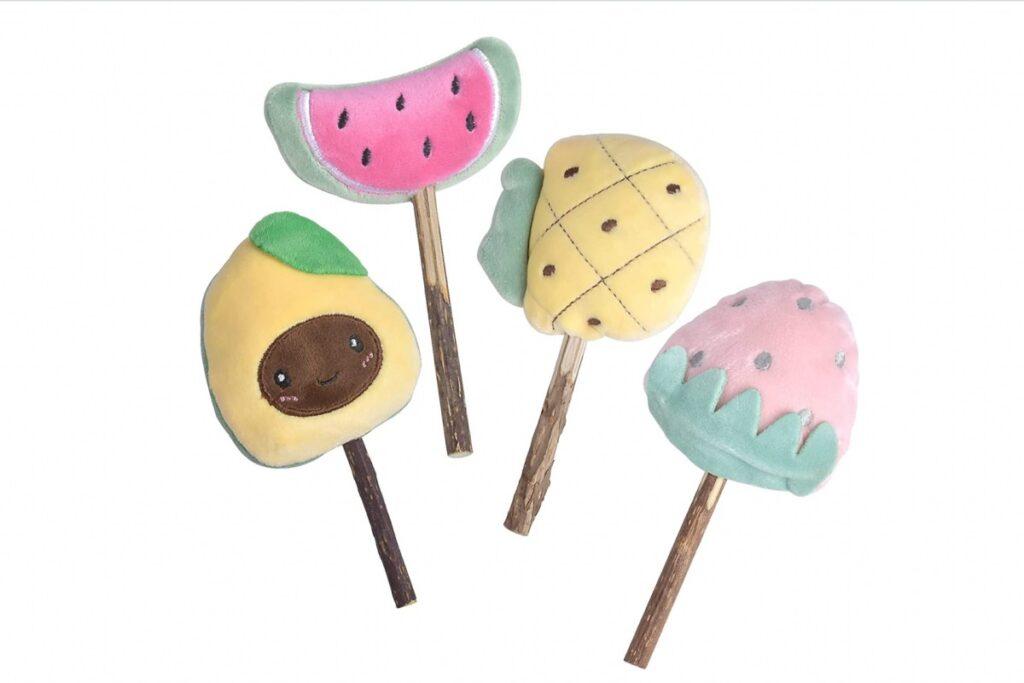 giocattoli a forma di gelato