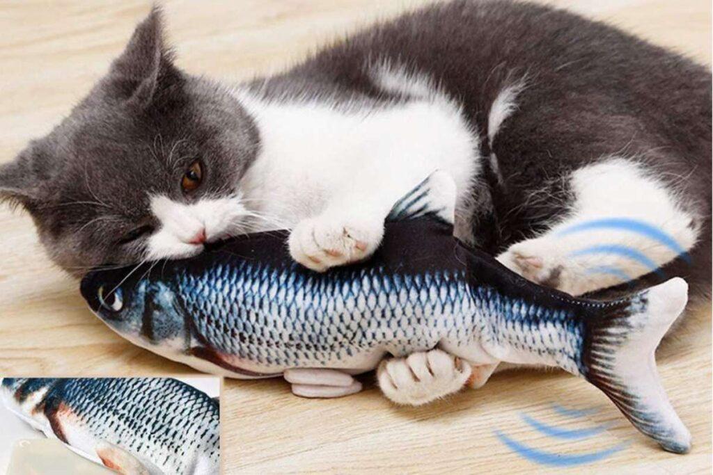 gioco a forma di pesce