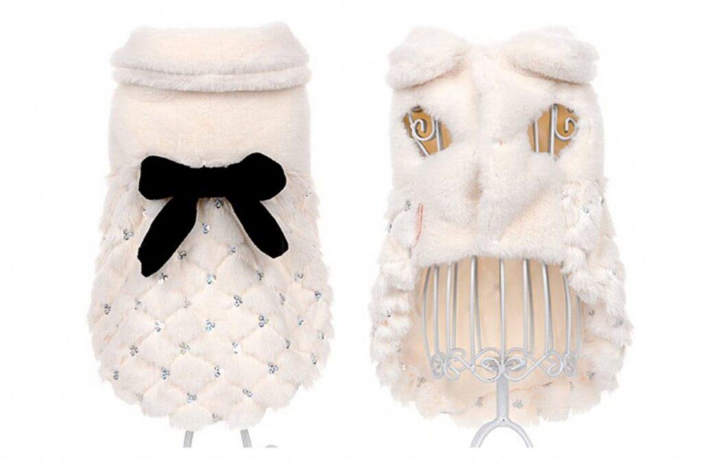cappotto di pelliccia per gatti