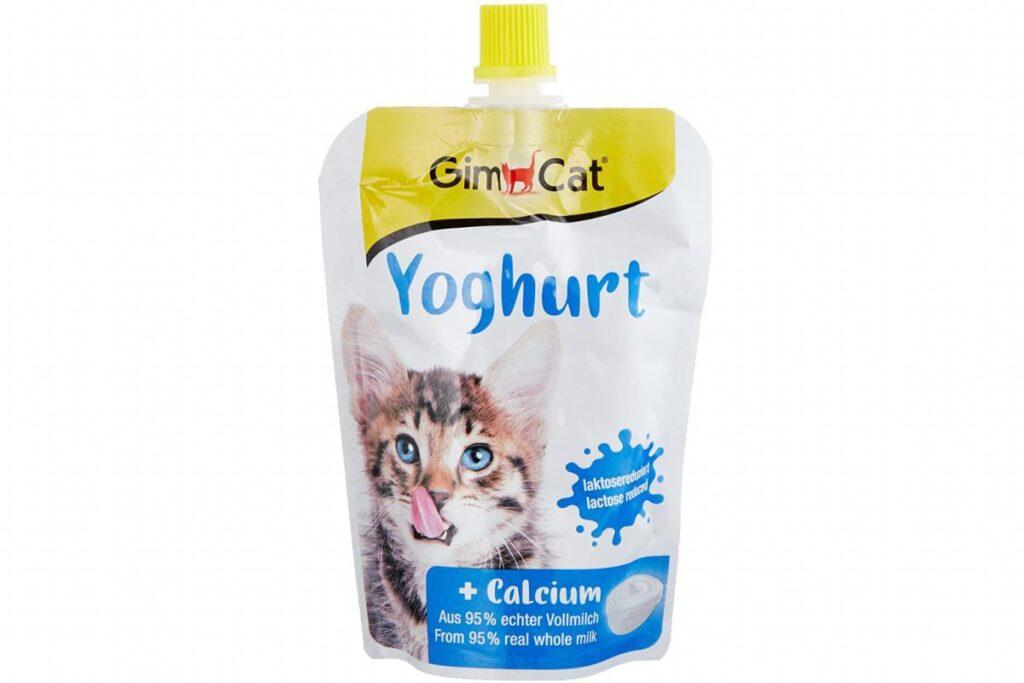 yogurt per gatti