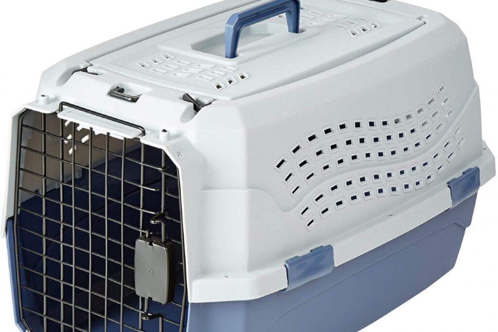 kennel rigido per il gatto