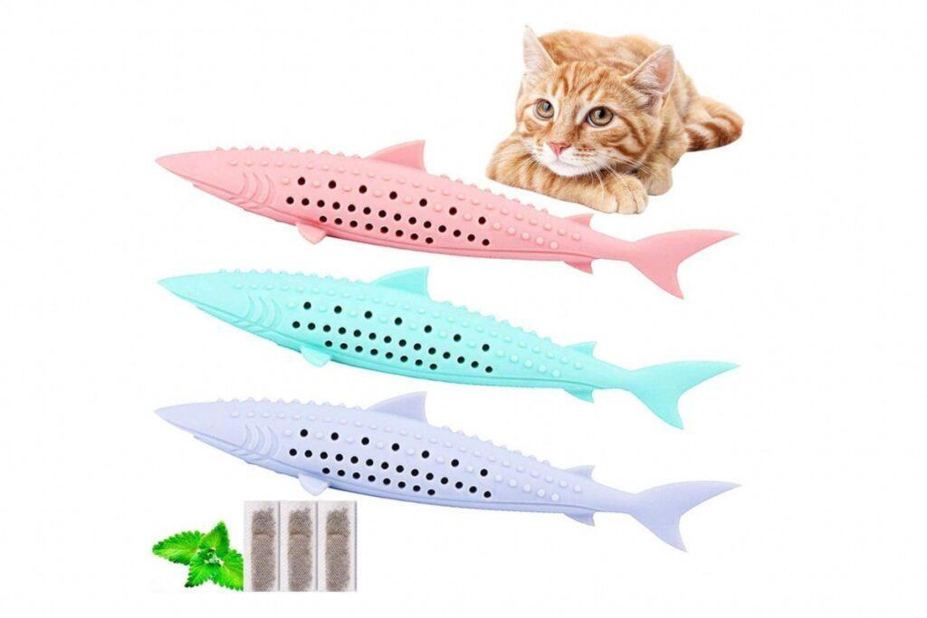 spazzolini per gatto