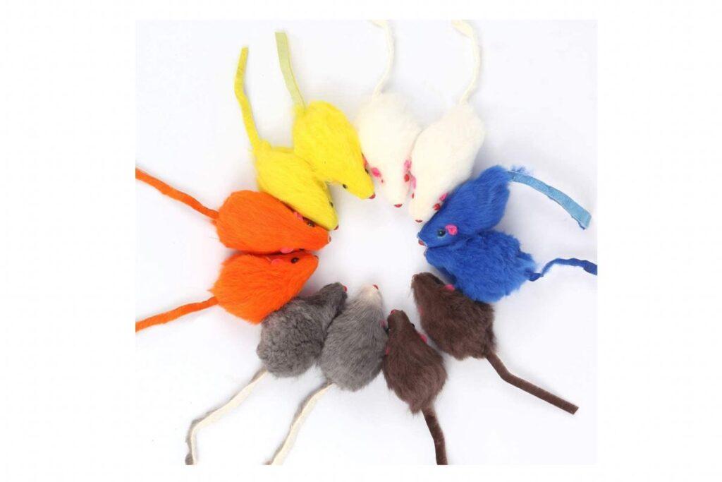 topolini giocattolo