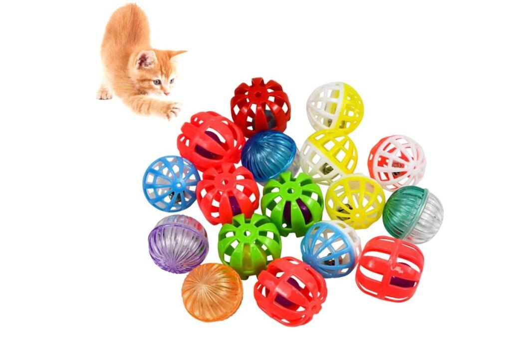 palline per gatti
