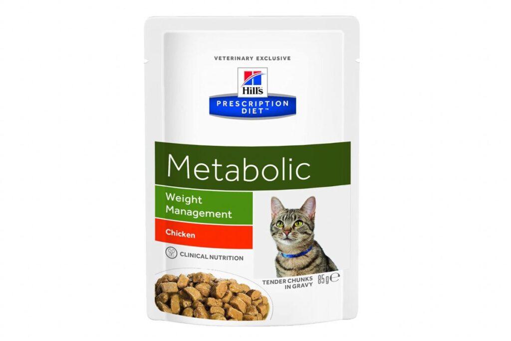 cibo umido light per gatti sovrappeso