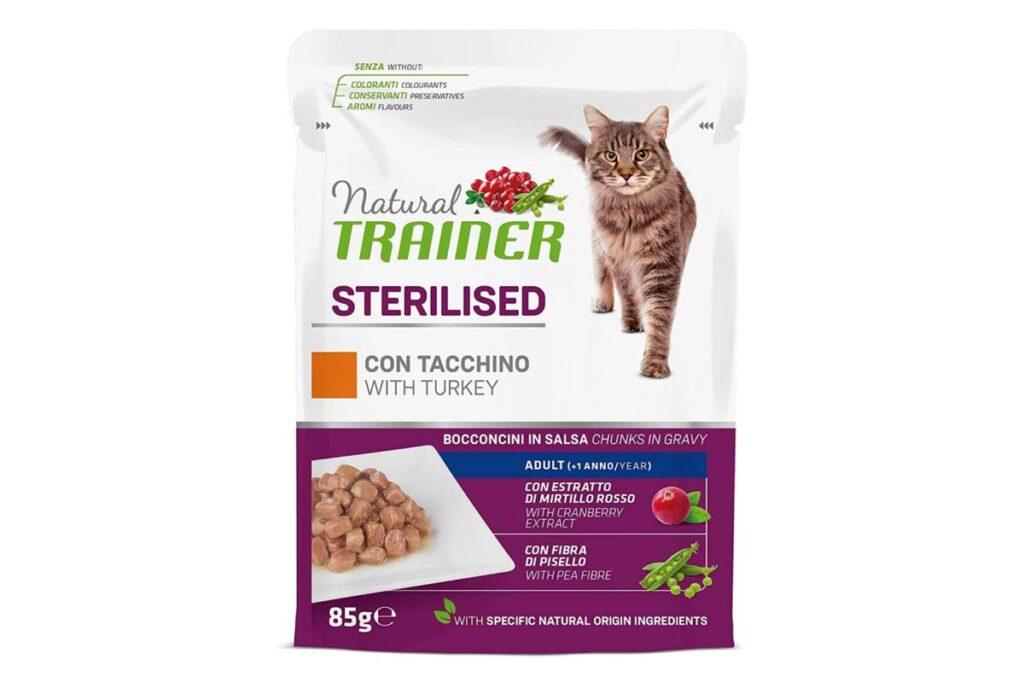 cibo per gatti sterilizzati