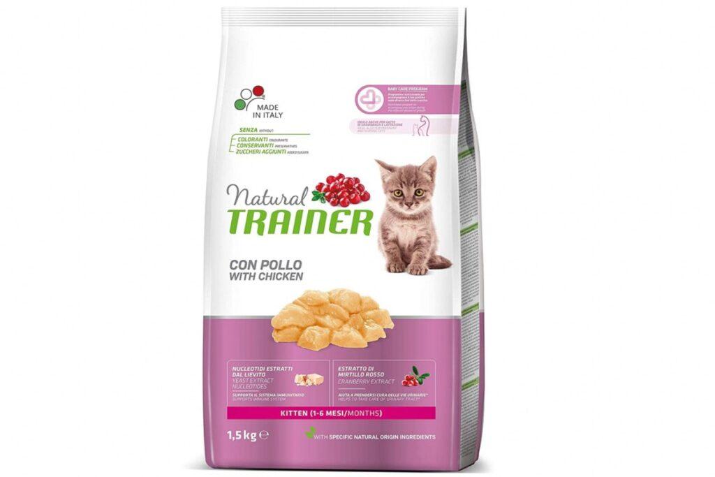 crocchette kitten natural trainer