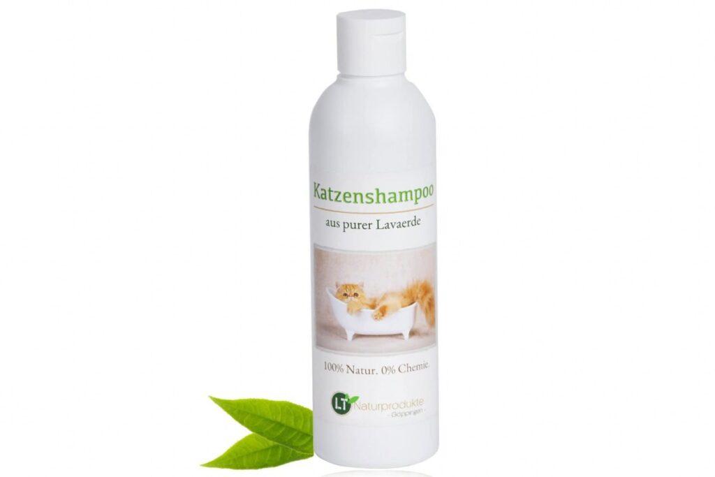 shampoo per gatti bio