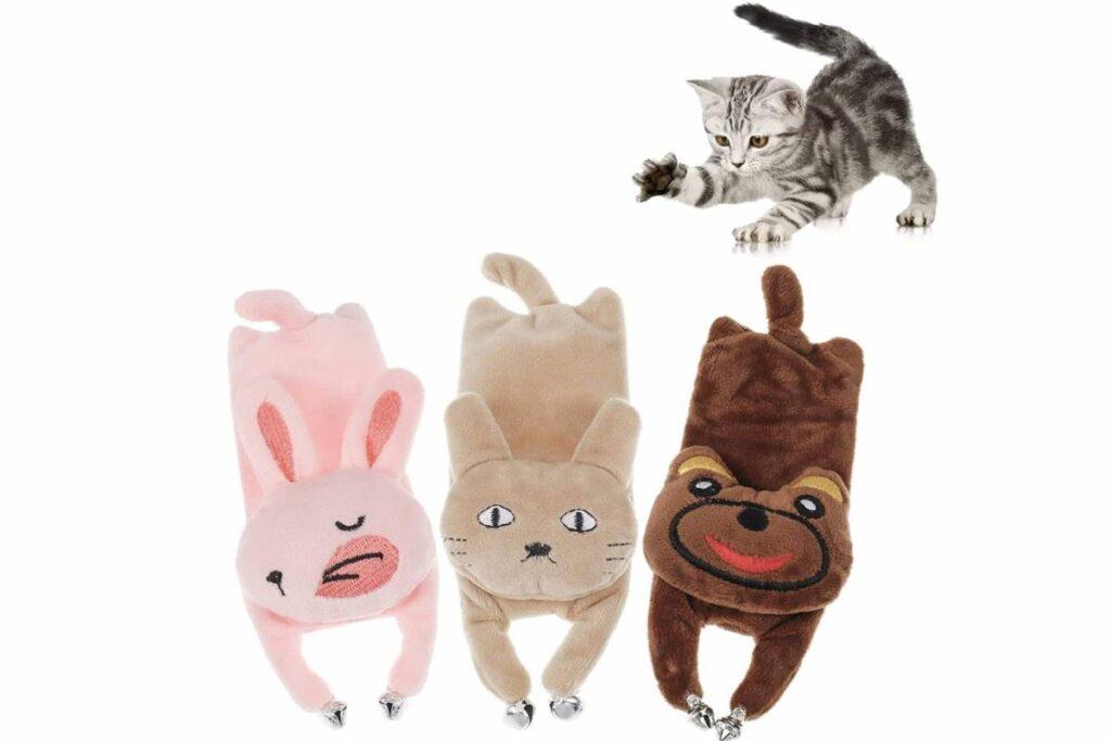 set di peluche per gattini